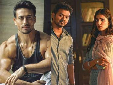 Thalapathy screamed 'Thalaivaa' for this YOUNG Hero's intro scene - Heroine reveals for the first time!