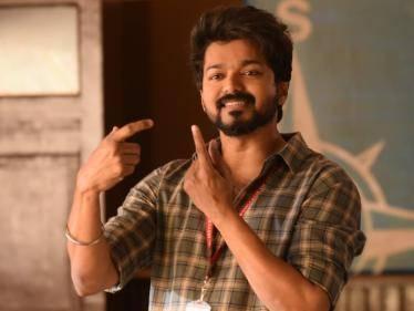 thalpathy vijay master becomes first tamil album to cross 100 million streams spotify