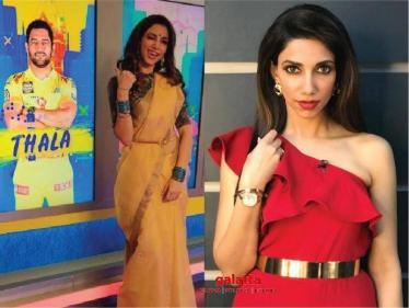 VJ Bhavna Balakrishnan leaves IPL 2020 after her parents test COVID-19 positive - Latest  Movie News