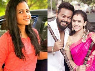 VJ Manimegalai narrates aftermath of a lorry colliding with her car - VIRAL VIDEO! - Tamil Movies News