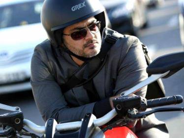 Thala Ajith's latest photos in biker gear takes social media by storm | Valimai