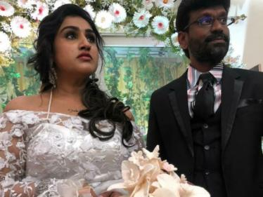 Vanitha Vijayakumar burns her wedding dress, gives her Peter Paul tattoo a cover up
