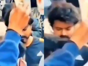Vijay's meeting with fans reveals look for Thalapathy 65 - VIRAL VIDEO   Nelson Dilipkumar   Sun Pictures - Tamil Cinema News
