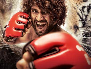 Vijay Deverakonda resumes shooting for LIGER - shares new picture from the sets! - Tamil Cinema News