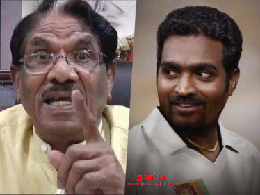 Vijay Sethupathi's 800 movie controversy - Bharathiraja issues a strong statement