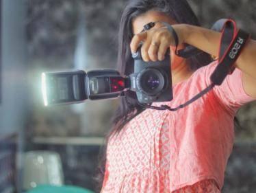 vijay tv actress sridevi ashok blessed with a baby girl