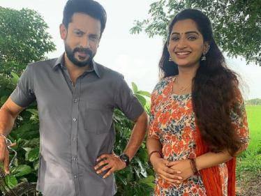 vijay tv thamizhum saraswathiyum telecast starts july 12 deepak nakshatra
