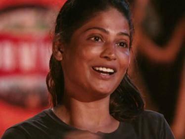 Vijayalakshmi's latest TRENDING Reply to HATERS | Survivor Tamil | Arjun - Tamil Cinema News