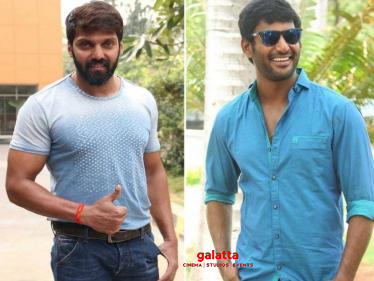 OFFICIAL: Vishal and Arya's action film shoot begins, Cinematographer RD Rajasekar on board