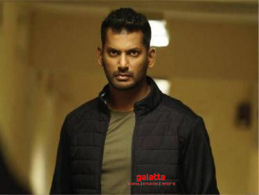 Plea to stop Chakra's OTT release, Notice sent to Vishal by High Court - Latest  Movie News
