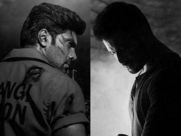 Vishal and Arya's ENEMY teaser release date announcement - Check out! - Tamil Cinema News
