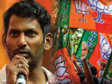EXCLUSIVE: Vishal's side denies joining Tamil Nadu BJP