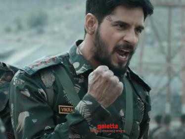 Vishnu Varadhan's debut Hindi directorial - Shershaah Official Trailer   Sidharth Malhotra - Hindi Movies News