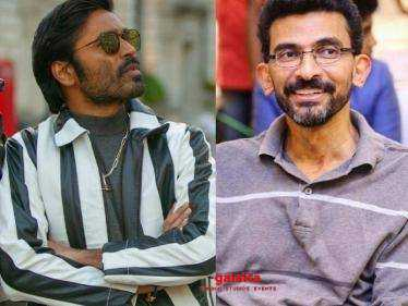 WOW: Dhanush teams up with this National Award Winning Director for his next! - Tamil Cinema News