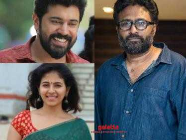 WOW: Nivin Pauly and Anjali to play the leads in director Ram's next film! - Malayalam Movies News