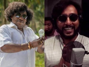 WOW: Yogi Babu joins RJ Balaji's next laugh riot family comedy film - Check out!