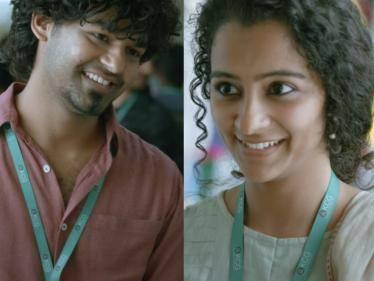 Watch the cute and sweet 'Darshana' Video Song from Pranav Mohanlal's Hridayam | Vineeth Sreenivasan | Darshana - Tamil Cinema News