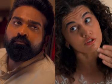 Watch the fun filled trailer of Annabelle Sethupathi here | Vijay Sethupathi | Taapsee - Tamil Cinema News