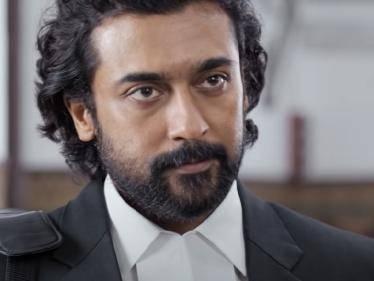 Watch the new powerful dialogue promo teaser of Suriya's Jai Bhim | Prime Video - Tamil Cinema News