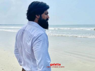 Yash to begin final schedule of KGF: Chapter 2, Plan to wrap up shoot in December - Telugu Cinema News
