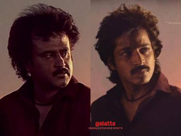 Harish Kalyan as Rajinikanth's Thalapathi character in Star - Pyaar Prema Kaadhal team reunite!