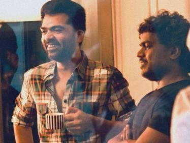 yuvan shankar raja and silambarasan new independent song announcement