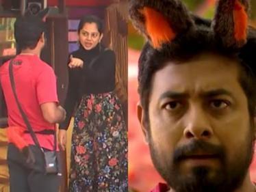 பிக்பாஸ் 4 : ஹவுஸ்மேட்ஸின் அதிரடியான ஆட்டத்தால் சூடுபிடிக்கும் லக்சுரி பட்ஜெட் டாஸ்க் !