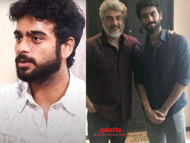 New addition to the cast of Ajith's Valimai - this young talent to play Ajith's brother
