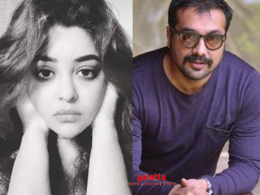 Popular heroine's shocking allegation against Anurag Kashyap!