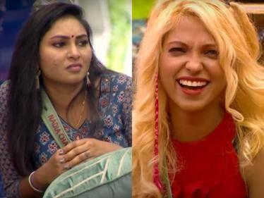 abhishek says nadia chang will be vanitha of bigg boss tamil season 5 promo