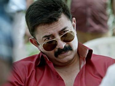 actor arvind swami vanangamudi movie teaser release date announcement
