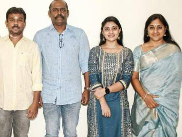 actor pasupathy next movie with director ram sangaiah starts with pooja