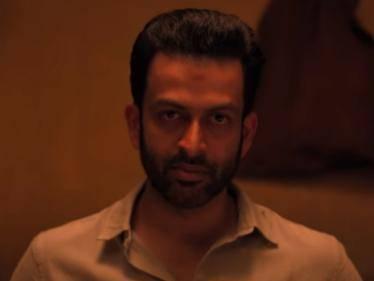 actor prithviraj sukumaran kuruthi trailer released now