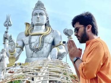 actor silambarasan tr new photo goes viral on social media