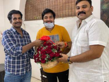 actor siva and yogi babu next movie with director r kannan official announcement
