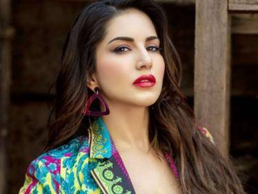 actress dharsha gupta joined in sunny leone next tamil movie