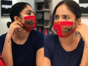 actress nandita swetha bold reply to abusive stranger on instagram