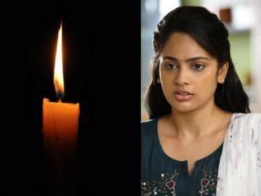 actress nandita swetha father shivaswamy passes away at the age of 54