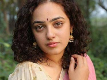 actress nithya menon joins in ayyappanum koshiyum telugu remake