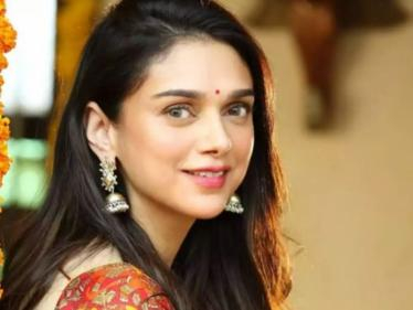 மஹா சமுத்ரம் திரைப்படத்தில் இணைந்த நடிகை அதிதி ராவ் ஹைதாரி !