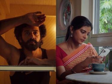 ஐஸ்வர்யா ராஜேஷ் நடித்த அடிவானம் குறும்படம் வெளியீடு !