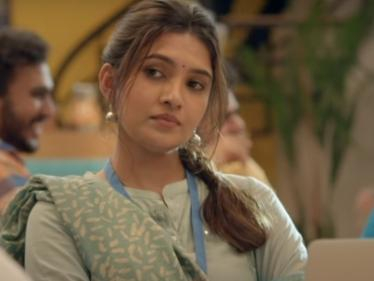வாணி போஜன்-ஜெய் நடிக்கும் ட்ரிபிள்ஸ் டீஸர் இதோ !