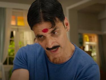 அக்ஷய் குமார் நடிப்பில் வெளியான லக்ஷ்மி பாம் ட்ரைலர் !