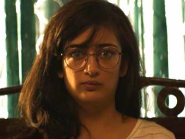 அக்ஷரா ஹாசன் நடிப்பில் வெளியான அச்சம் மடம் நாணம் பயிர்ப்பு டீஸர் !
