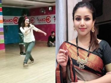 விஜய் டிவி-க்கு மீண்டும் திரும்பிய நடிகை ஆல்யா மானஸா !