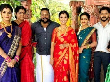 amman serial crosses 800 episodes pavithra gowda nivisha colors tamil