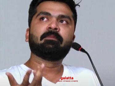 Simbu's official statement on the death of his film producer!