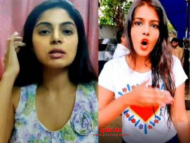 LATEST: Actress Sanam Shetty sends legal notice to Meera Mitun!
