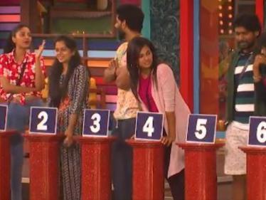 பிக்பாஸ் 4 : டாஸ்க் ரேங்க்கிங் பஞ்சாயத்தால் பரபரப்பான பிக்பாஸ் வீடு !