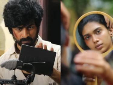 arjun das vasanthabalan resumed the shoot of new movie